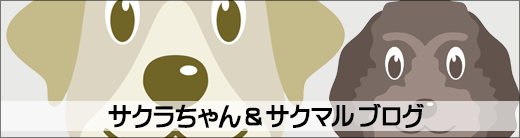 サクラちゃん&サクマル ブログ